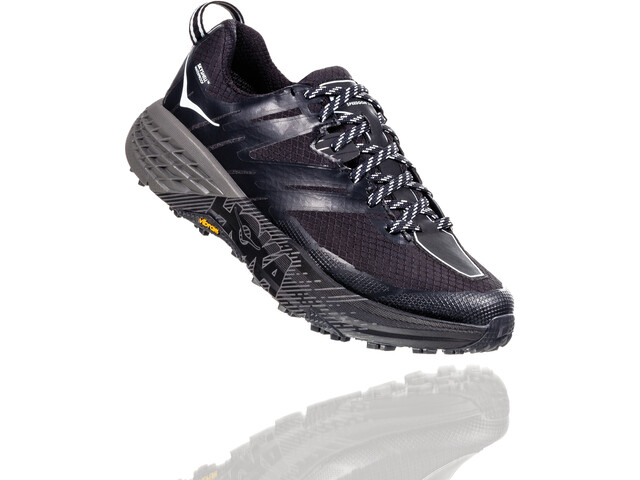 Hoka One One Speedgoat 3 WP Chaussures de trail Femme, black/plein air